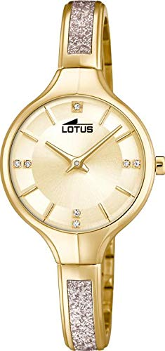orologio solo tempo donna Lotus Bliss casual cod. 18595/2