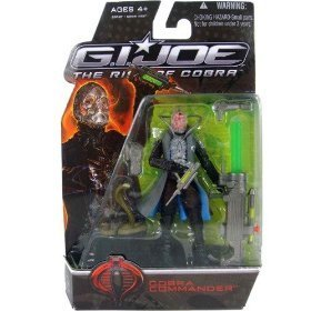 G I Joe Cobra Commander