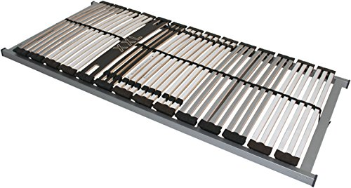 Interbett 451707 Heavy Weight XXL Rahmen, bis circa 180 kg Körpergewicht, 80 x 200 cm, nicht verstellbar