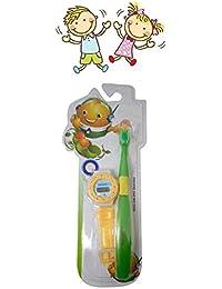 Inaaya Boys Tooth Brush + Wrist Watch For Kids, Kids Combo Of Tooth Brush For Boys And Watch For Making Your Children... - B07HD2KGX4