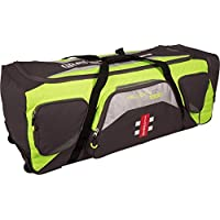 Grey-nicolls Predator 3100Sac de voyage de cricket Sports Kit sac fourre-tout Noir/gris/rouge 3oKaoh
