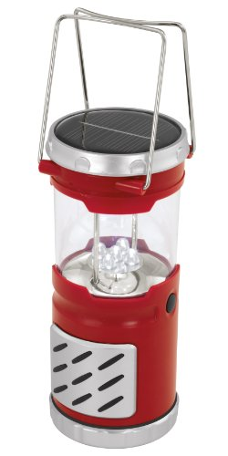 Eglo 47896 – Outdoor Lighting (LED, Solar, red, Entrance, Garage, Garden, Terrasse, Nickel-Metal Hydride (NiMH))