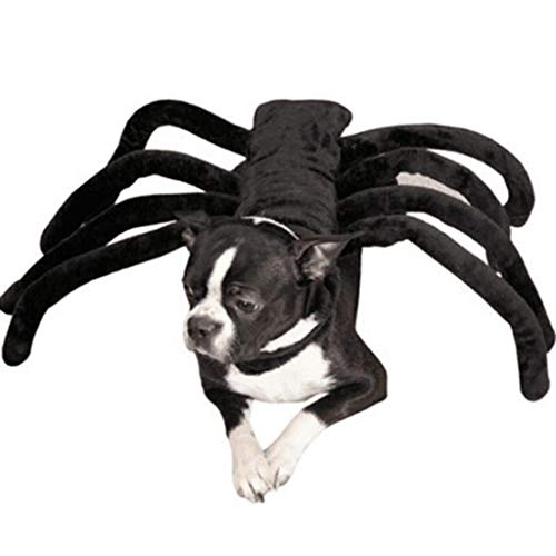 Hunde Für Kostüm Den Batman - Notdark Pet Halloween Bat Wings Kostüm Cool Batman Design Party Kleidung Klein Katze Hund (S,Dunkelblau)