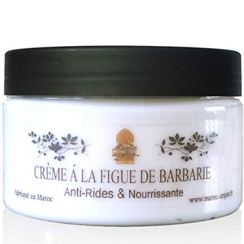 Crème Sublimante à l'Huile de Figue de Barbarie - Anti-âge et hydratant naturel - Peaux sensibles - 100ml