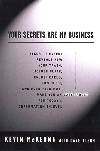 Shredder Plate (Your Secrets Are My Business)