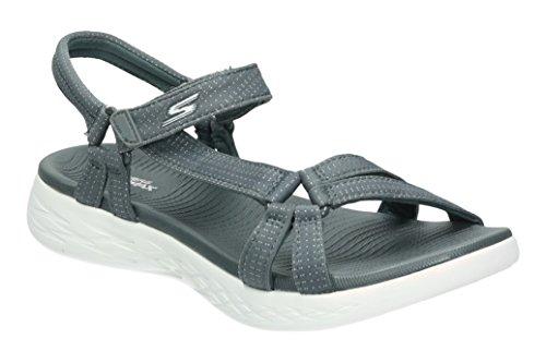 b37156ea2867 Skechers Women s 15316 Ankle Strap Sandals