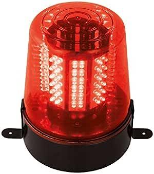 HQ Power VDLLPLR1 Gyrophare LED - Rouge (12 V)