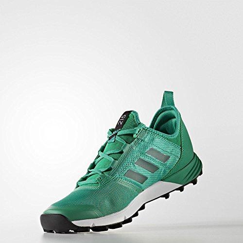 adidas Damen Terrex Agravic Speed W Wanderstiefel Grün (Verde Verbas/verbas/negbas)