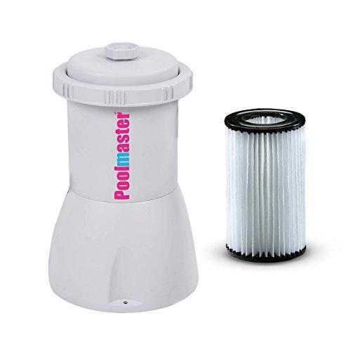 New Plast 2801JL Bomba con filtro de cartucho, Senior