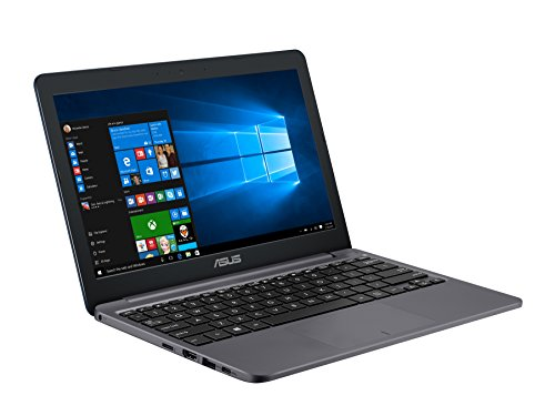03MA (90NB0J02-M01630) 29,5 cm (11,6 Zoll HD) Notebook (Intel Celeron N4000, 4GB RAM, 32GB EMMC, Intel UHD-Grafik 600, Office 365, Windows 10) star grey ()