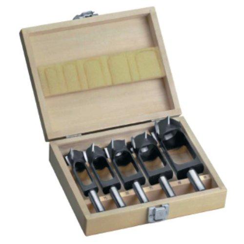 Plug Cutter (EDESSOE TOOLS AND MORE GMBH & CO.KG. 5031000 Scheibenschneidersatz WS 5tlg. mehrschneidig EDESSÖ Rechtsgang)