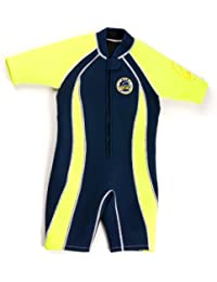 Surfit Boy's Front Facing Short Sleeve Wetsuit