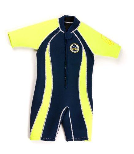 Surfit Skin/Chaleco de calor para buceo, color azul, talla 12-18M