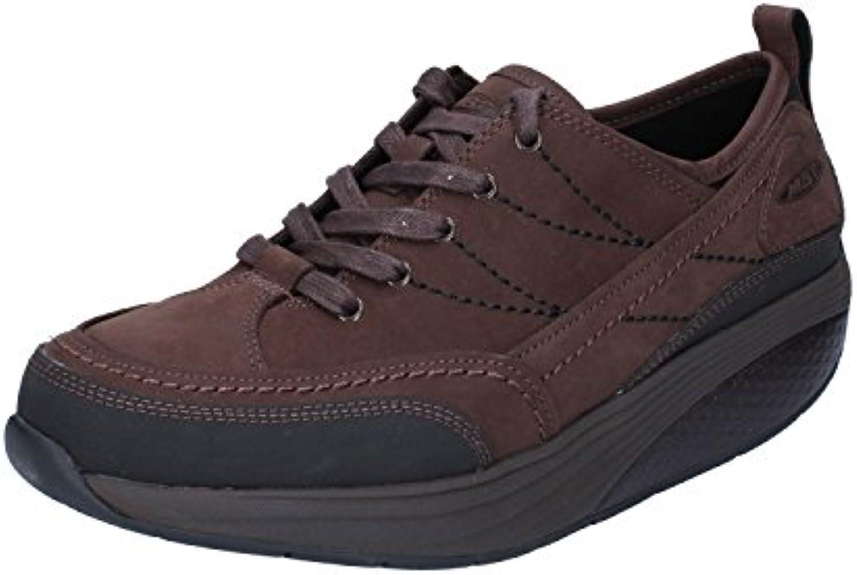 MBT Shoe 700114 619U Matwa M Marrom