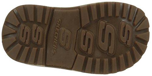 Skechers Jungen Mecca Stiefel Beige (Wheat)