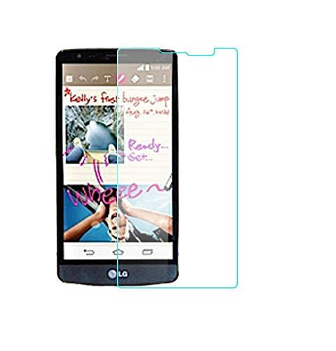 Celltone (TM) LG G3 STYLUS Premium Tempered glass and 9H hardness toughened screen protector with installation kit  available at amazon for Rs.99