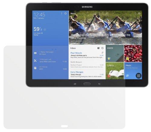 dipos I 2X Schutzfolie matt passend für Samsung Galaxy Note Pro 12.2 Folie Displayschutzfolie