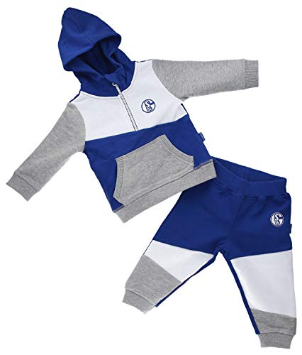 FC Schalke 04 Baby Jogginganzug Gr. 104