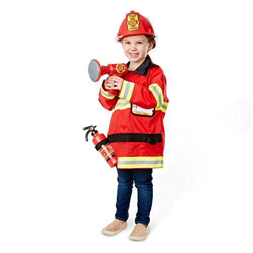 Melissa and doug costume da pompiere
