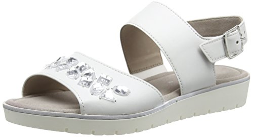Gabor Hoshi, Sandali Donna White (White Leather)
