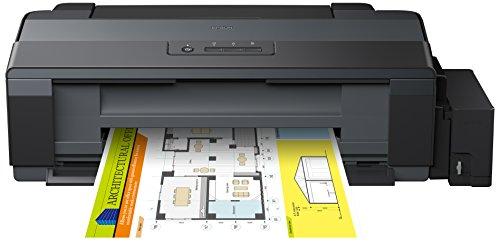 Epson EcoTank ET-14000 Tintenstrahldrucker (Drucker, bis DIN A3+, USB 2.0, große Tintenbehälter, hohe Reichweite, niedrige Seitenkosten) schwarz