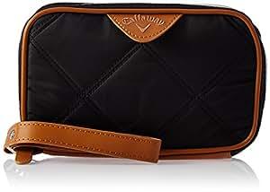 2016 Ladies Callaway Golf Uptown Clutch Womens Sport Handbags/Golf Bags Accessories Black/Brown