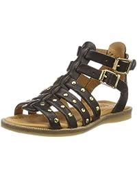 Bisgaard 70268.119, Sandalias de Gladiador para Niñas