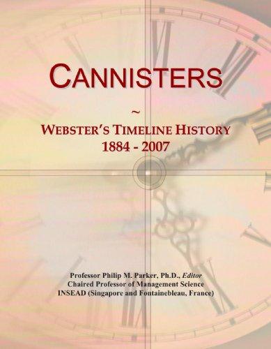Cannisters: Webster's Timeline History, 1884-2007
