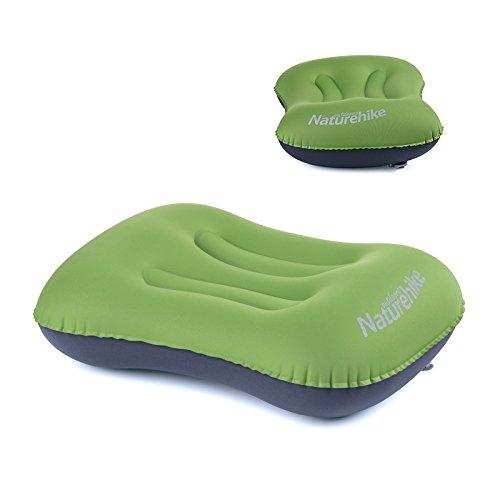 naturehike-portable-inflatable-pillow-travel-aeros-pillow-neck-protective-pillow-green