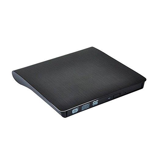Unidad DVD externa Shonco Grabadora Reproductor USB 3.0 Externa Portá