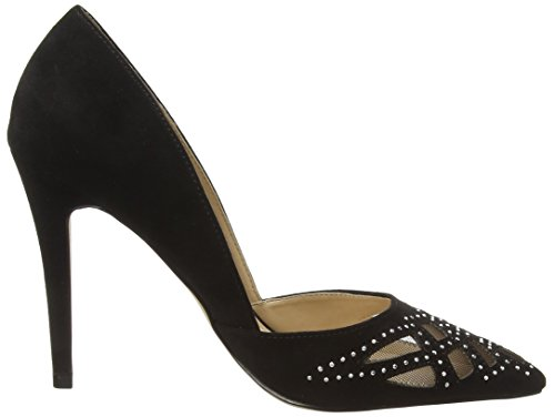 Jane Norman Heel Point Stud, Escarpins femme Noir - Noir