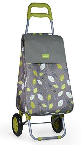 Sabichi Lemongrass Shopping Trolley Test