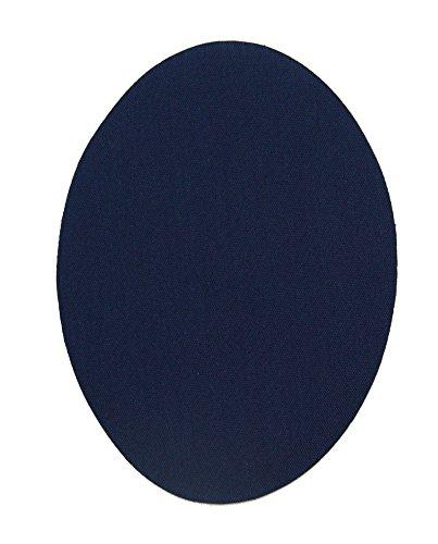 6 toppe per bambini termoadesive blu marino chiaro. gomitiere per proteggere i vestiti e riparare pantaloni, giacche, maglioni, camicie. 10,5 x 8 cm. rk22