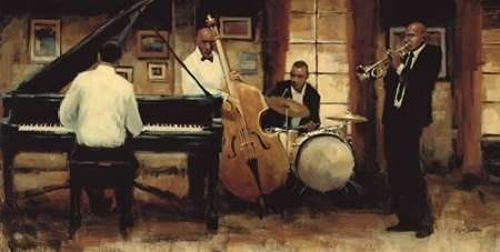 Feeling-at-home-Kunstdruck-All-That-Jazz-cm106x213-Poster-fuer-Rahmen (Poster All That Jazz)