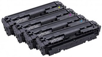 Cartuccia Toner originale magenta ad alta capacità LaserJet HP 410X