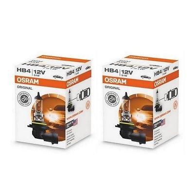 Preisvergleich Produktbild 2x OSRAM 9006 HB4 12V 51W P22d Halogen Scheinwerfer Lampe 2 Stück