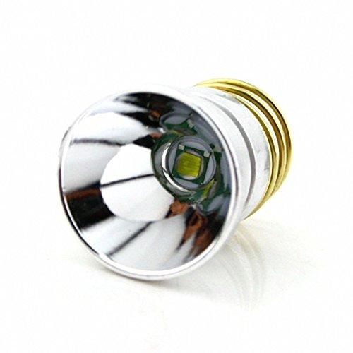 LEORX CREE XM-L T6 Mode 1 1000 lumens blanc froid conduit Drop-in Module lampe de poche torche ampoule de rechange