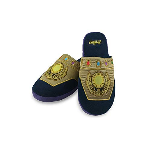 Thanos Infinity Gauntlet Marvel Slippers