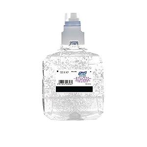 PURELL GJ02806 1903-02-EEU0 Advanced Hygienic Hand Rub, Refill, LTX-12, 1200 mL (Pack of 2)