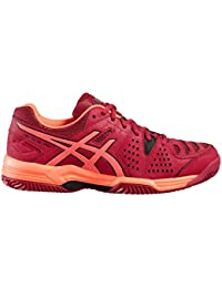 Asics - Gel Padel Pro 3 Sg, color rojo, talla UK-4