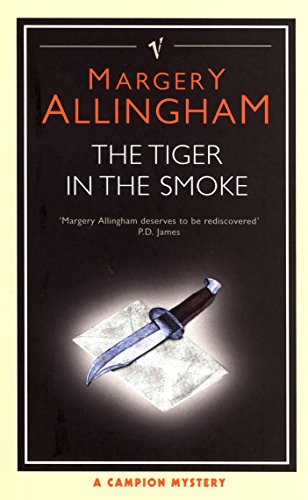 Book cover for The Tiger in the Smoke