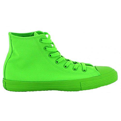 Converse - Converse Ctas Hi Sneaker Grun Grün