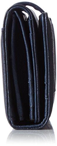 Liebeskind BerlinLeonie glossy metallic suede - Portafoglio donna Blu (Blau (dark blue 0108))