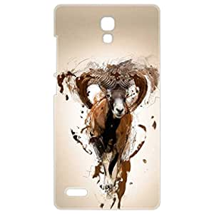 a AND b Designer Printed Mobile Back Cover / Back Case For Xiaomi Redmi Note / Xiaomi Redmi Note Prime (XOM_Note_3D_1871)