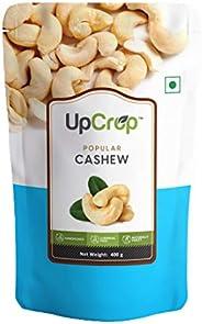 UpCrop Popular W450 Cashew Pouch, 400 g