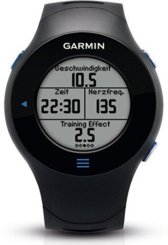 Garmin Forerunner 610 GPS-Laufuhr (Geschwindigkeits-/Streckenmessung, Touchscreen Bedienung) - 12