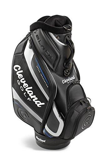Cleveland Golf Men's 2015 Staff Bag, Black by Cleveland Golf