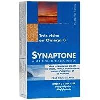 Synaptone - 60 gélules - Booster la mémoire