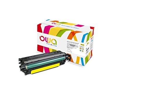 Preisvergleich Produktbild Armor CE252A/2641B002Toner Laser Remanufactured kompatibel mit Drucker HP Color LaserJet gelb