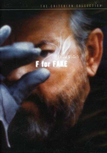 F for Fake (The Criterion Collection) [DVD] (2005) Orson Welles; Oja Kodar (japan import)